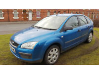 Ford Focus 1.6TDCi 2005 LX PX Swap Anything considered