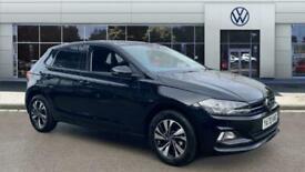 image for 2021 Volkswagen Polo 1.0 TSI 95 Match 5dr DSG Petrol Hatchback Auto Hatchback Pe