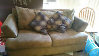 two piece couche for sale