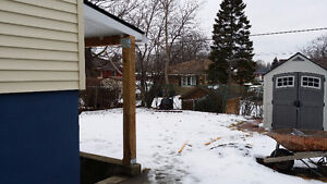 Lower Unit of A Legalized Duplex in Kitchener Will Be Available