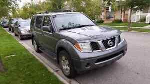 2007 Pathfinder SE $9500