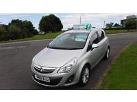 VAUXHALL CORSA 1.2 SE(61 PLATE)32,000MLS.ALLOYS,AIR CON,HALF LEATHER,VERY CLEAN