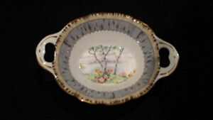 Royal Albert Silver Birch: Square and oval pickle dishes Edmonton Edmonton Area image 3