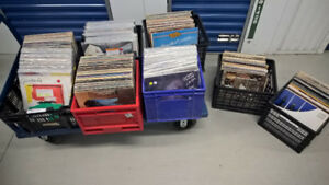 ***VINYL RECORDS/DVDS/BLURAYS + 47'LCD TV  (TORONTO)***