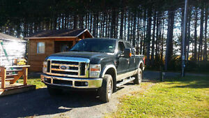 2008 Ford F-350 Cuir Camionnette