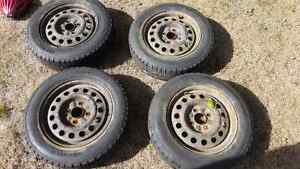 Tires on rims 185 65 r15