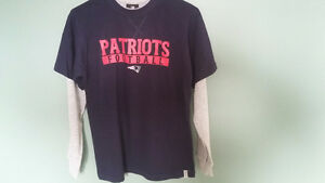 New England PATRIOTS Sport Shirt ☆Brand NEW☆
