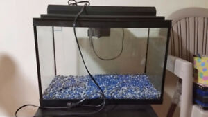 FISH TANKS AVAILABLE - 30 gallon and 10 gallon