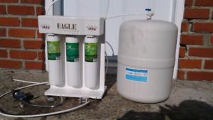 Adoucisseur et traitement d'eau