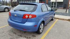 2004Chevrolet Optra Hatchback Low KMs, No Accident,Clean title!!