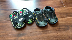 Sandales grandeur 3