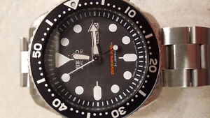 Seiko skx007 J Made in Japan Kitchener / Waterloo Kitchener Area image 1