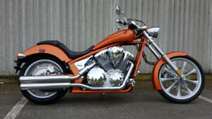 Honda Fury Chopper Cruiser with ABS
