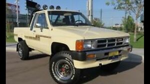 Wanted. 1985-1988 Toyota Pickup