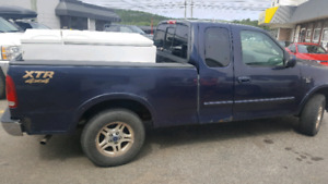 2003 ford f150 for parts or repair needs work