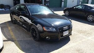 SUMMER IS HERE RIDE AROUND IN THIS AUDI A5 S-LINE COUPE!
