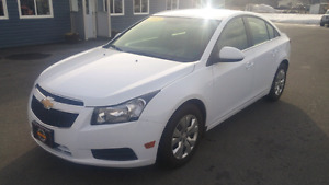 2012 Chevy Cruze LT***Low Km's***