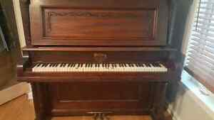 Free to a good home - Antique Piano - 1904