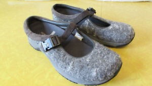 Pair of Wool Merrell Ortholite Shoes