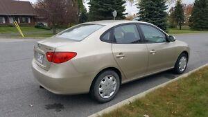 Hyundai Elantra 2008 à vendre 4 500$
