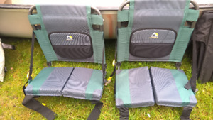 Foldable seats - GCI Outdoor
