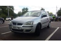 Vauxhall Corsa Life 1.2 Long MOT 2005 for 950 £