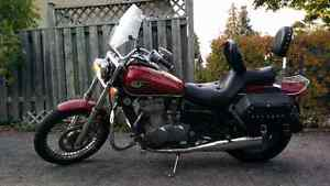 2009 Kawasaki Vulcan 500-Awesome Beginner and Intermediate Bike
