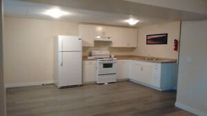 2 Bedroom – Fully Renovated 2BR Basement Suite