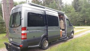 CONDITIONALSALE 2011 Mercedes RoadTrek RS RV for sale