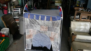 Child's Castle Tent/ Play structure...Nylon Fabric