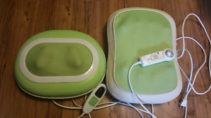 Jade Shiatsu Massager Set