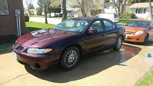 2002 Pontiac Grand Prix GTP 40th Anniversary Sedan