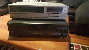 5 disc CD Player & Stereo Receiver