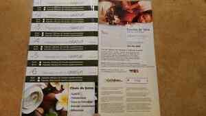 Certificat de massage  Gatineau Ottawa / Gatineau Area image 2