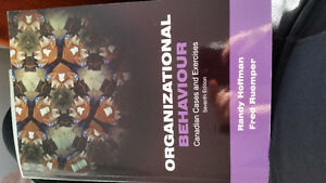 Organizational Behaviour 7th ed Randy Hoffman and Fred Ruemper
