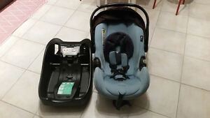 Car seat and stroller maxi cosi