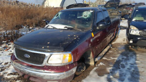 2003 FORD F150  JUST IN FOR PARTS AT PIC N SAVE! WELLAND