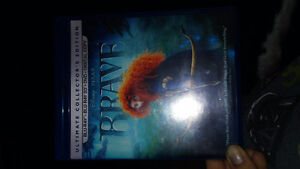 Brave 3d blu ray ultimate collectors edition