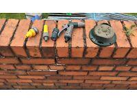 Various hose attachments