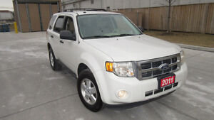 2011 Ford Escape, Automatic, Certified, 3 year warranty availabl