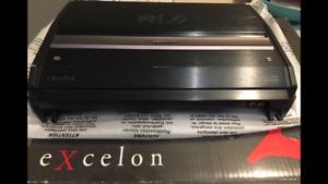 Kenwood eXcelon 4 Channel Amplifier (X600F)