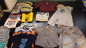 6-12 months twin boys assorted clothing