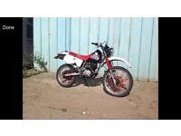 Honda XLR 125 2001 12 Months MOT Learner Legal Motorcycle Motorbike 125cc