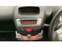 2013 Peugeot 107 1.0 12v Active 5dr Hatchback Petrol Automatic