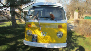 1973 automatic  vw Volkswagen Bus/Vanagon westfalia