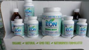 For Sale: Certified Organic Nutrition Company