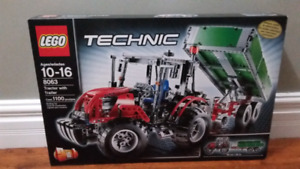 Lego Technic tractor with trailer for sale Brand new in box