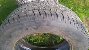 245 65r 17 MICHELIN cross- terrain tire