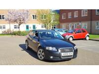 2006 Audi A3 2.0TDI Sport ~ Met Black ~ 5 door