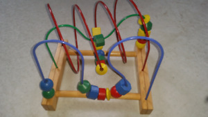 Busy beads for children